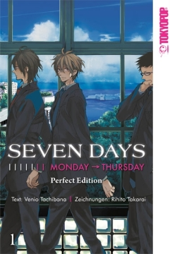 Seven Days Perfect Edition Band 1