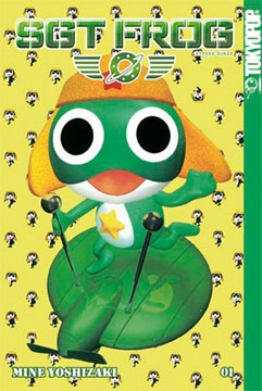 Sgt. Frog Band 1
