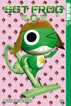 Sgt. Frog Band 2