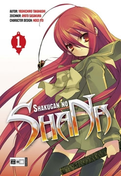 Shakugan no Shana Band 1