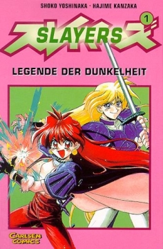 Slayers Band 1