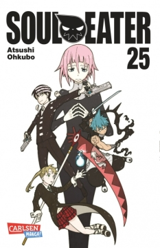 Soul Eater Band 25