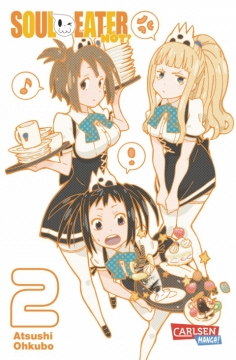 Soul Eater Not! Band 2