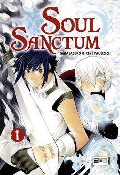 Soul Sanctum Band 1