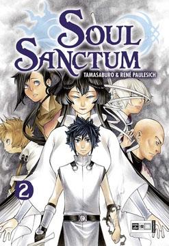 Soul Sanctum Band 2