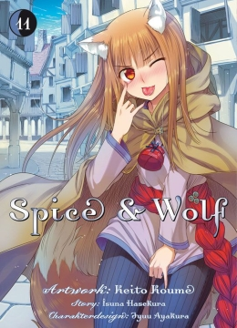 Spice & Wolf Band 11