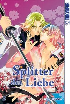 Splitter der Liebe Band 2