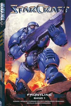 Starcraft: Frontline Band 1