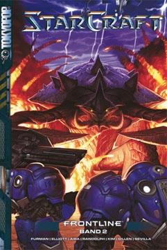 Starcraft: Frontline Band 2