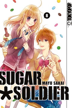 Sugar ✱ Soldier Band 8