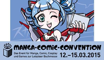 Manga Comic Convention 2015