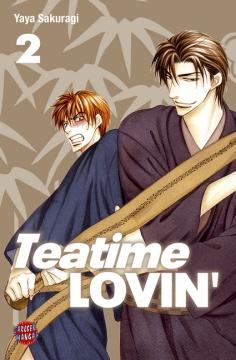 Teatime Lovin' Band 2