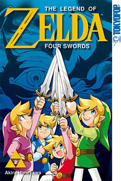 The Legend of Zelda: Four Swords Band 2