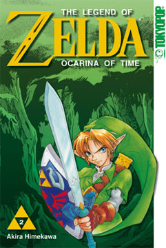 The Legend of Zelda: Ocarina of Time Band 2