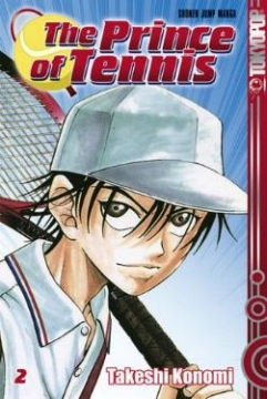 The Prince of Tennis Band 2