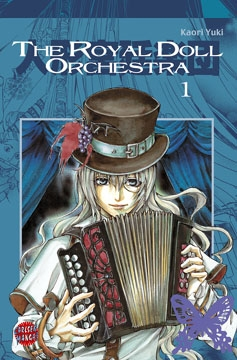The Royal Doll Orchestra Band 1