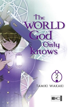 The World God Only Knows Band 2