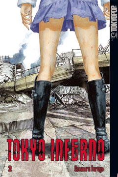 Tokyo Inferno Band 2