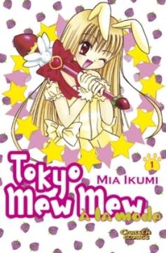 Tokyo Mew Mew à la Mode Band 1