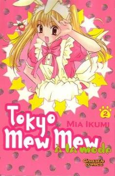 Tokyo Mew Mew à la Mode Band 2