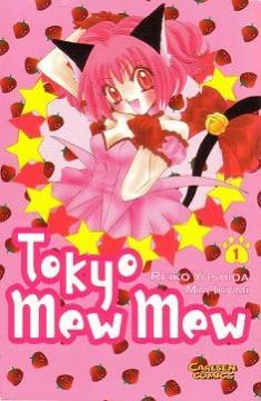 Tokyo Mew Mew Band 1