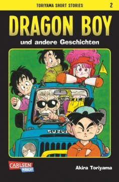 Toriyama Short Stories Band 2