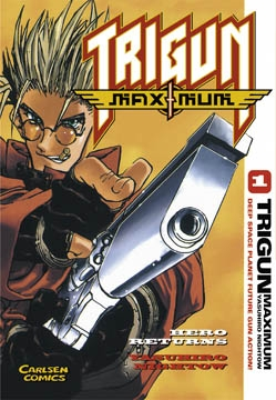 Trigun Maximum Band 1