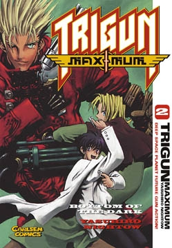 Trigun Maximum Band 2