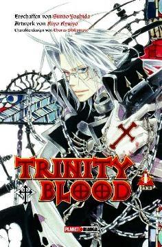 Trinity Blood Band 1