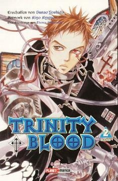 Trinity Blood Band 2