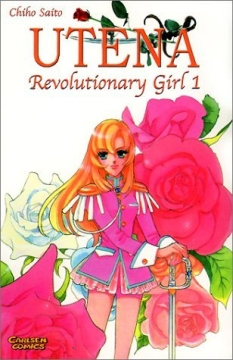 Utena - Revolutionary Girl Band 1