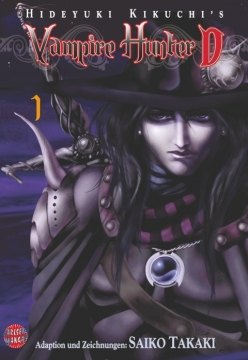 Vampire Hunter D Band 1
