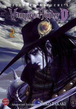 Vampire Hunter D Band 2