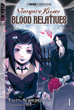 Vampire Kisses Blood Relatives Band 1