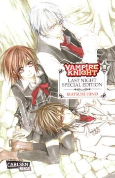 Vampire Knight Band 19 Last Night Special Edition