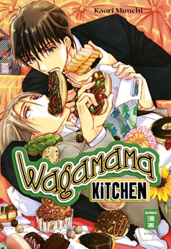 Wagamama Kitchen