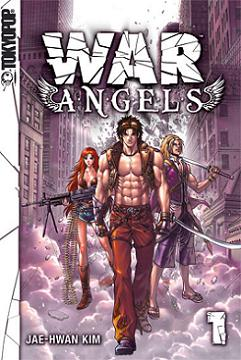 War Angels Band 1