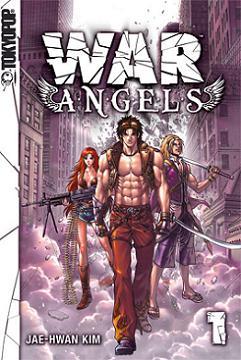 War Angels Band 1