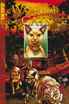 Warrior Cats (3in1) Band 2 Tigerstern und Sasha