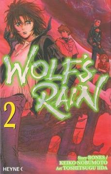 Wolf's Rain Band 2