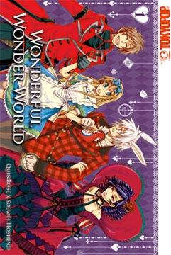 Wonderful Wonder World Band 1