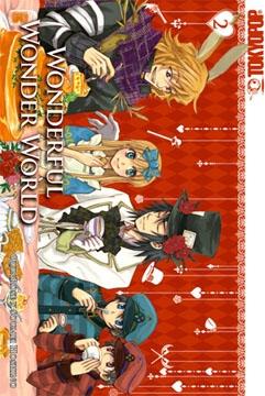 Wonderful Wonder World Band 2