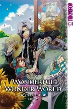 Wonderful Wonder World - Jokerland: Dreams Band 1