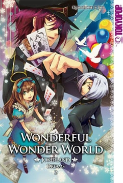 Wonderful Wonder World - Jokerland: Dreams Band 2