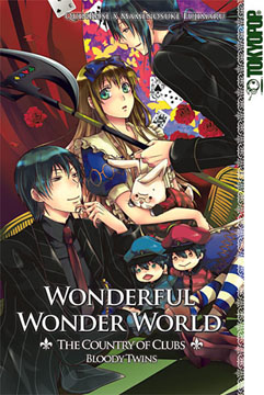 Wonderful Wonder World - The Country of Clubs: Bloody Twins