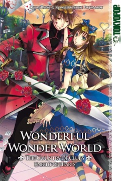Wonderful Wonder World - The Country of Clubs: Knight of Hearts