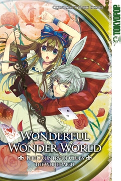 Wonderful Wonder World - The Country of Clubs: White Rabbit Band 1