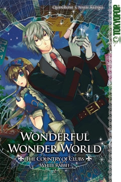 Wonderful Wonder World - The Country of Clubs: White Rabbit Band 2