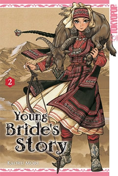 Young Bride's Story Band 2
