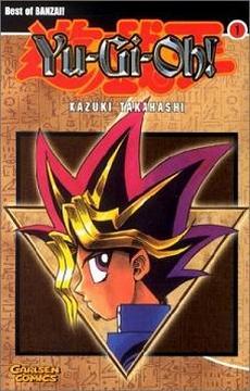 Yu-Gi-Oh! Band 1